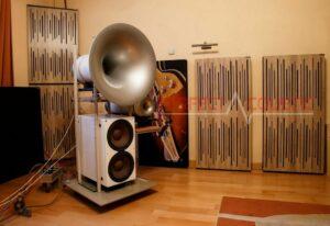 reparation af akustik i hifi-rum (2)