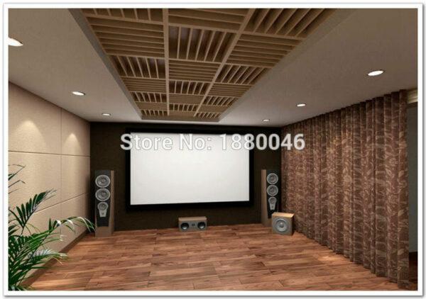 sound absorber installation