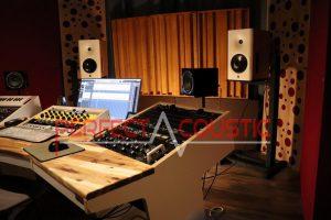studie akustik akustisk måling